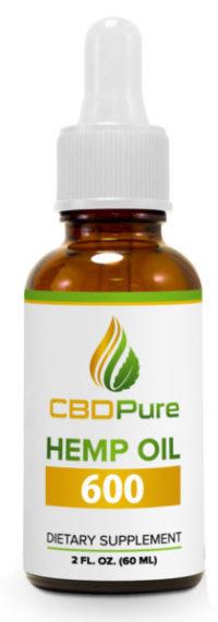BuyCBD Pure 600mg Online